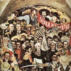 Coleccionismo de Revista Destino: 1970 ESPECIAL REVOLUCION MEXICANA 1919 1923 CRONOLOGIA PANCHO VILLA VENUSTIANO CARRANZA CINE ZAPATA. Lote 11728772
