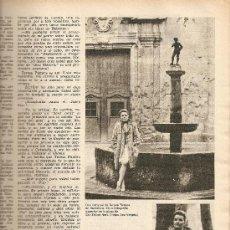 Coleccionismo de Revista Destino: AÑO 1971 GENERAL OPTICA JOSEP LLUIS SERT TOMAS TERESA PAMIES ETERNA MATIC COCO CHANEL CARAVAGGIO. Lote 11758450
