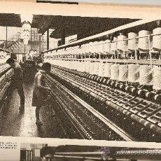 Coleccionismo de Revista Destino: AÑO 1970 INDUSTRIA TEXTIL CATALANA ENMIENDA MILLS NURIA ESPERT ACTRIZ RON BACARDI PUBLICIDAD BEBIDAS. Lote 11765933