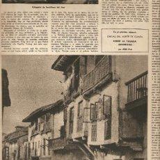 Coleccionismo de Revista Destino: AÑO 1958 NESTLE NORTE ESPAÑA ALTAMIRA SANTILLANA LONGINES JOSE VINYES MUSEO CERVERA VIRGINIA WOOLF. Lote 11819990