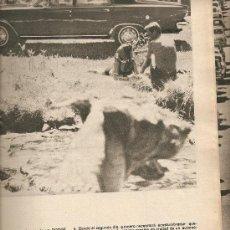 Coleccionismo de Revista Destino: 1966 FRANCO CATALUÑA TORTOSA PARQUE ATRACCIONES MONTJUIC PEDRO DE PALOL ARTE EDAD MEDIA BARREIROS. Lote 11867043