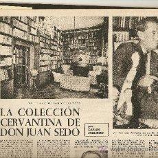 Coleccionismo de Revista Destino: REVISTA.AÑO 1960.ASPRO.GERONA.EL PAISAJE.JUAN SEDO.CHEJOV.FUNDADOR.. Lote 11974420