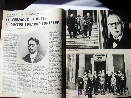 Coleccionismo de Revista Destino: Revista Destino 1692 del 7 marzo 1970 - Foto 2 - 26751186