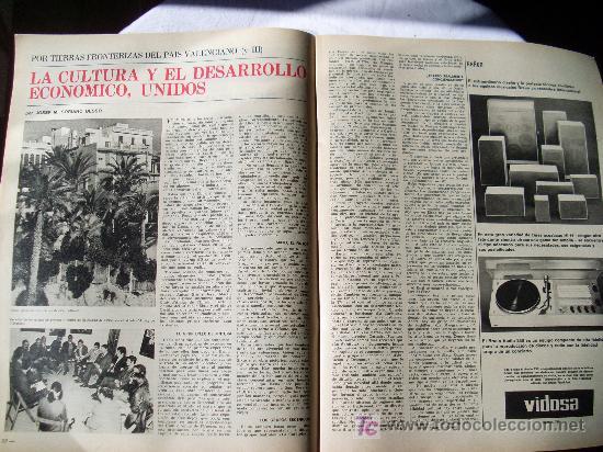 Coleccionismo de Revista Destino: Revista Destino 1692 del 7 marzo 1970 - Foto 3 - 26751186