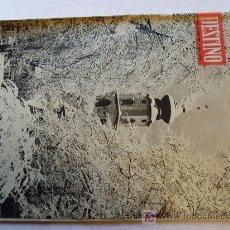 Colecionismo da Revista Destino: REVISTA DESTINO 1679 DEL 6 DICIEMBRE 1969. Lote 27170721