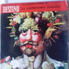 Coleccionismo de Revista Destino: REVISTA DESTINO 1756 29 MAYO 1971.. Lote 27263906