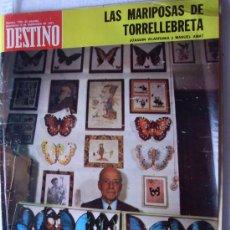 Coleccionismo de Revista Destino: REVISTA DESTINO 1770 4 SEPTIEMBRE 1971.. Lote 27264130