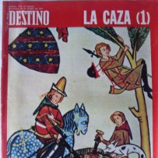 Coleccionismo de Revista Destino: REVISTA DESTINO 1778 30 OCTUBRE 1971.. Lote 27355674