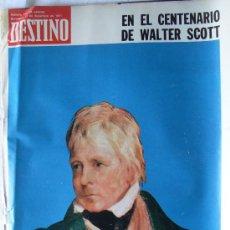Coleccionismo de Revista Destino: REVISTA DESTINO 1784 11 DICIEMBRE 1971.. Lote 27355695