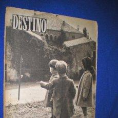 Coleccionismo de Revista Destino: REVISTA DESTINO Nº 767 - 19 ABRIL 1952. Lote 13745919