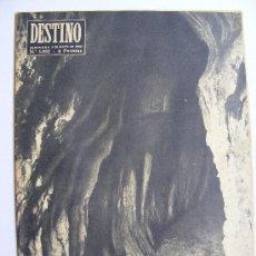 Coleccionismo de Revista Destino: REVISTA DESTINO Nº 1082 MAYO DE 1958. Lote 25156494