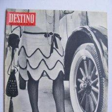 Coleccionismo de Revista Destino: REVISTA DESTINO Nº 1538 ENERO DE 1967. Lote 24986669