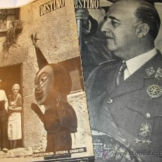 Coleccionismo de Revista Destino: 24 REVISTAS DESTINO AÑO 1954. Lote 23923864