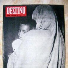 Collectionnisme de Magazine Destino: REVISTA DESTINO - Nº 1.474 NOVIEMBRE DE 1965. Lote 25337478