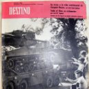 Coleccionismo de Revista Destino: REVISTA DESTINO Nº 1258 - SETIEMBRE DE 1961. Lote 25637258