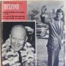 Coleccionismo de Revista Destino: REVISTA DESTINO Nº 1224 - ENERO DE 1961 . Lote 25463825
