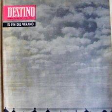 Coleccionismo de Revista Destino: REVISA DESTINO - Nº 1418 OCTUBRE DE 1964 . Lote 20293477