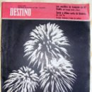 Coleccionismo de Revista Destino: REVISTA DESTINO Nº 1.141 JUNIO DE 1959. Lote 25727330