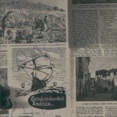 Coleccionismo de Revista Destino: REVISTA 1957 TOLDRA DIRIGE A LA ESCOLANIA DE MONTSERRAT PRIORAT CABASSERS CERVEZA DAMM VENDIMIA. Lote 17879763