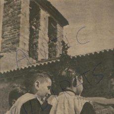 Coleccionismo de Revista Destino: REVISTA 1949 LERROUX FIESTAS EN TARRASA 50 ANIVERSARIO FUTBOL CLUB BARCELONA REGALO ORIGINAL HOMBRE. Lote 17883498