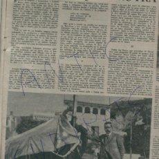 Coleccionismo de Revista Destino: REVISTA.1101. 13-09-1958. JOAQUIN RUYRA. BLANES.CORNEJO.BURGOS. GUAREÑA . CUEVA.ESPELEOLOGIA.. Lote 17957928