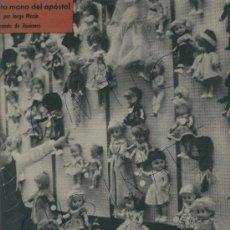 Coleccionismo de Revista Destino: REVISTA AÑO 1960 JUGUETES MUÑECAS MUÑECOS AJEDREZ FIGURAS ANTIGUAS. XVII CALISAY MIGUEL DELIBES. Lote 17983091