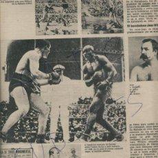 Coleccionismo de Revista Destino: REVISTA 1971 HISTORIA DEL BOXEO BOXA COCHE SIMCA 1200 DELIBES UMBRAL ESTAPE BAGUES. Lote 18038040