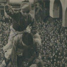Coleccionismo de Revista Destino: 1951 FESTA MAJOR DE VALLS XIQUETS DE VALLS CASTELLERS CASTELLS MIGUEL DELIBES ADOLFO DE AZCARRAGA. Lote 18074558