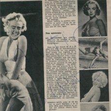 Coleccionismo de Revista Destino: DESTINO AÑO 1971 AGRICULTURA EN PRAT DE LLOBREGAT MARILYN MONROE MIGUEL DELIBES LUCIO FONTANA. Lote 18137710