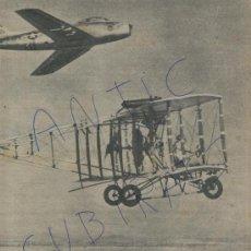 Coleccionismo de Revista Destino: REVISTA 1954 MOLINOS DE LA MANCHA VALDEPEÑAS CRIPTANA GLOBOS CALDO POTAX DAMASO ALONSO HURTUNA. Lote 18155708