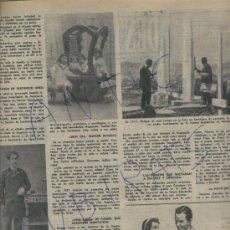 Coleccionismo de Revista Destino: REVISTA 1954 CARLOS BUIGAS FUENTES DE MONTJUIC BOIGAS ALGUER SANTA FE DEL MONTSENY FONT BRIANÇO. Lote 18155827