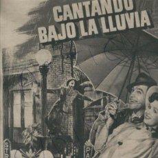 Coleccionismo de Revista Destino: REVISTA 1953 CINE CANTANDO BAJO LA LLUVIA GENE KELLY GAUDI ATESA GABRIEL AYXELA PRISION EN SIBERIA. Lote 18278995