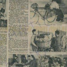 Coleccionismo de Revista Destino: REVISTA 1953 FORTUNY CULTIVO DE FLORES EN EL MARESME EL CINE Y JOAN MIRO JUAN ANTONIO ZUNZUNEGUI. Lote 18285203