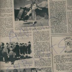 Coleccionismo de Revista Destino: REVISTA 1953 CARNAVAL TIROL NESSEREITH TELFS COLEGIO D ABOGADOS DE BARCELONA CASA BOTINES GAUDI LEON. Lote 18285689