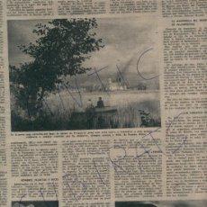 Coleccionismo de Revista Destino: REVISTA 1952 BAÑOLAS.BANYOLES PORQUERES RAMON ALSIUS MANDIBULA NEANDERTHAL XAVIER CASP. Lote 18314003