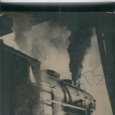 Coleccionismo de Revista Destino: REVSITA 1948 CENTENARIO DEL PRIMER FERROCARRIL BARCELONA MATARO TREN CIRCO MANUEL FEIJOO FORMENTOR. Lote 18317103