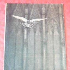 Coleccionismo de Revista Destino: REVISTA DESTINO-Nº1289- 21 ABRIL-1962-SEMANA SANTA DE SEVILLA-LA SAGRADA FAMILIA 1910-20. Lote 21557840
