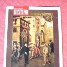 Coleccionismo de Revista Destino: REVISTA DESTINO-Nº1849-1973-EL PADRE DIAZ ALEGRIA,FRANCISCO UMBRAL-SANTIAGO NADAL-JOSÉ PLA. Lote 21596512