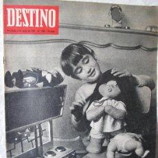 Coleccionismo de Revista Destino: REVISTA DESTINO N.1535 ENERO DE 1967. Lote 22309328
