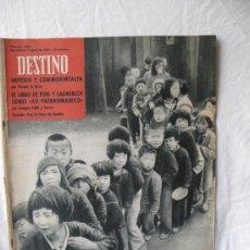 Coleccionismo de Revista Destino: REVISTA DESTINO N.1287. Lote 23677914