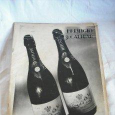 Coleccionismo de Revista Destino: REVISTA DESTINO SIN TAPAS - Nº 1294 - 26 DE MAYO DE 1962. Lote 22985641