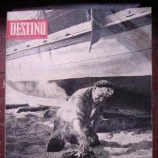 Coleccionismo de Revista Destino: REVISTA DESTINO 14 JUNIO 1969 PORTADA UNA IMAGEN YA INSÓLITA DE TOSSA. Lote 27987636