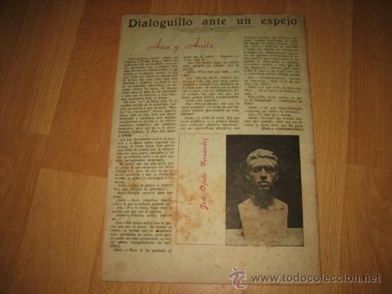 Coleccionismo de Revista Destino: OCTUBRE REVISTA LITERARIA.EL PORQUE DE LA ACTUAL CRISIS LITERARIA EN ESPAÑA.LOS TOROS Y LOS HERMANOS - Foto 8 - 31205624