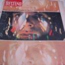 Coleccionismo de Revista Destino: REVISTA DESTINO LOS MALOS DEL CINE. Lote 31284655