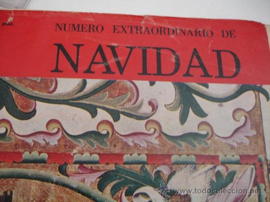 Coleccionismo de Revista Destino: REVISTA DESTINO EXTRA DE NAVIDAD - Foto 2 - 31284676