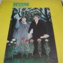 Coleccionismo de Revista Destino: REVISTA DESTINO EL NACIMIENTO DEL ARTE. Lote 31302402