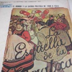 Coleccionismo de Revista Destino: REVISTA DESTINO EL HUMOR 1900-1915. Lote 31302591