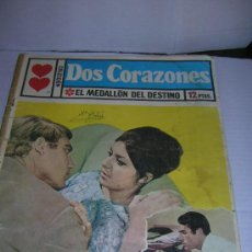 Coleccionismo de Revista Destino: FOTONOVELA COLECCIÓN DOS CORAZONES. LUISELLA MANTOVANI, ENRICO VOLPE. FOTOS: SEAN CONNERY. 1967.. Lote 32097034