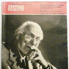 Collectionnisme de Magazine Destino: DESTINO - REVISTA SEMANL Nº 1245. Lote 32616780