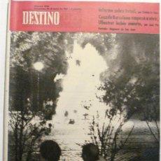 Collectionnisme de Magazine Destino: DESTINO - REVISTA SEMANL Nº 1246. Lote 32616787